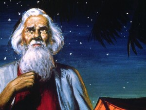 Abraham, Acting, and Atheists