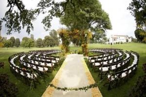 What Can an Organic Church Wedding Look Like?